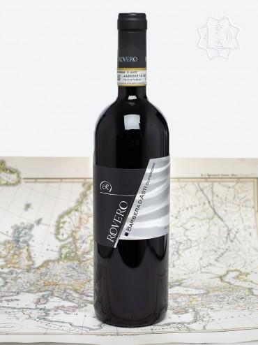 Rovero Bio-Wein Vigneto Gustin Barbera d'Asti